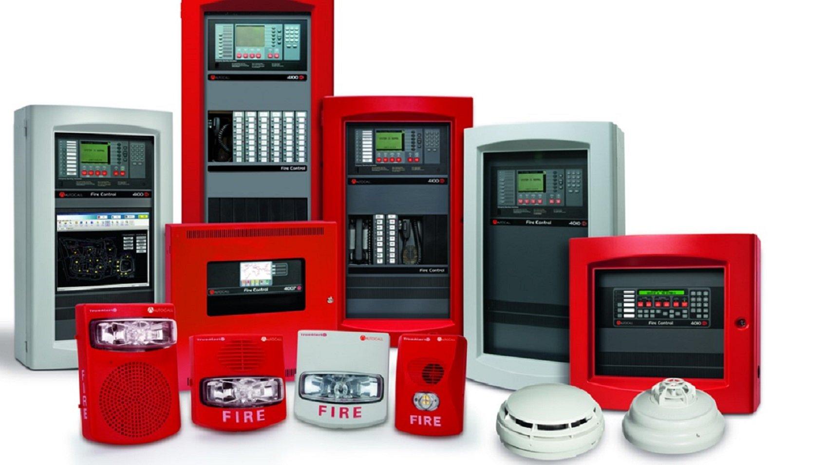 Приборы пожарные