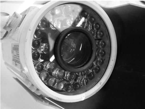 Камера с подсветкой