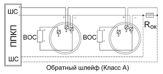Шлейф_обратный