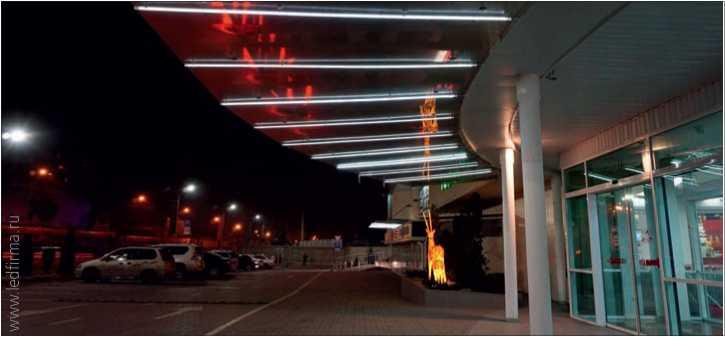 Уличное освещение